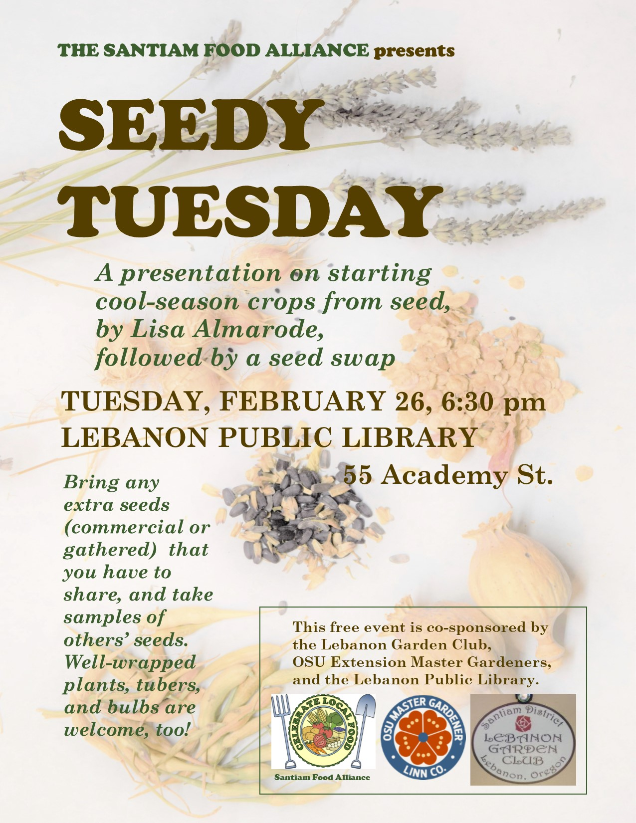 seedy tuesday flyer 2019